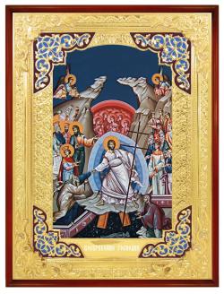 Воскресение Христово виз