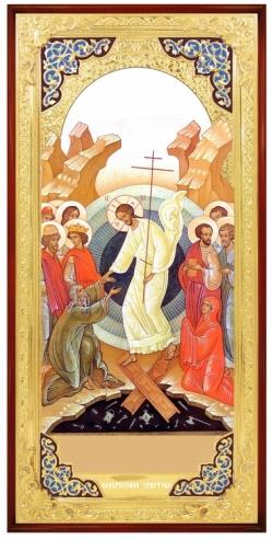 Воскресение Христово визант