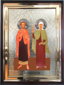 Св. Адриан Св. Наталия