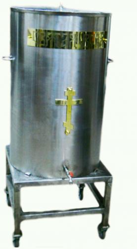 Бак для Святой воды 100 литров