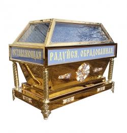 Гробница Богородица