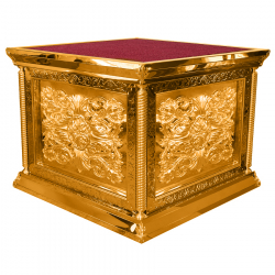 Облачение для престола чеканка резьба