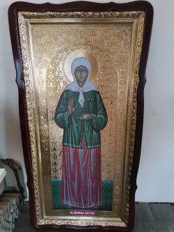 Матрона Московская Св Блаженная
