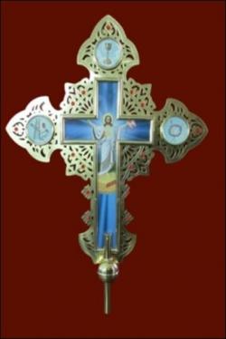 Крест запрестольный