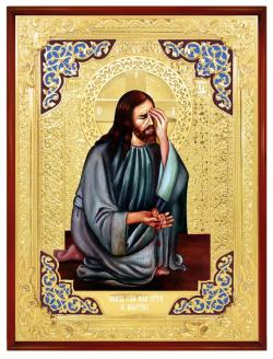 Плач Исуса об абортах